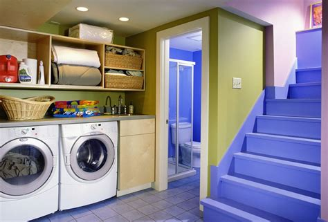 50 Inspiring Laundry Room Design Ideas Premade Laundry Room Cabinets