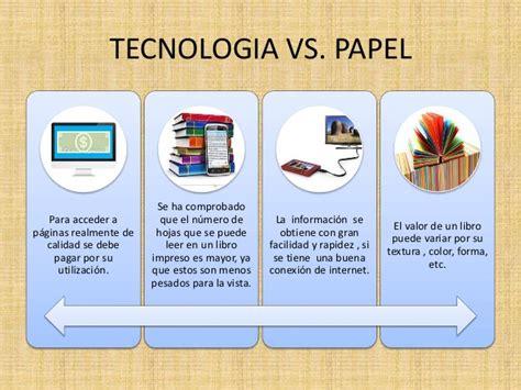 libro para leer por internet libros impresos vs tecnolog 237 a