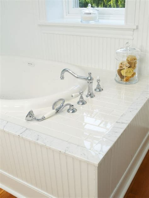 beadboard tub surround pin by amanda johnson on for the home