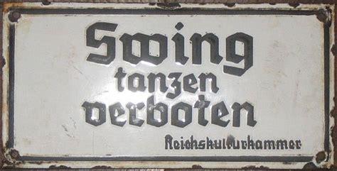 Swing Im Dritten Reich by Brotbeutel 2013 03