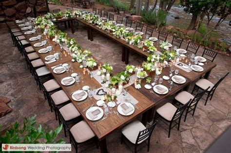 small wedding dinner ideas 17 best ideas about reception layout on