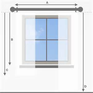 How To Measure For Drapes How To 187 How To Measure Windows For Curtains Inspiring