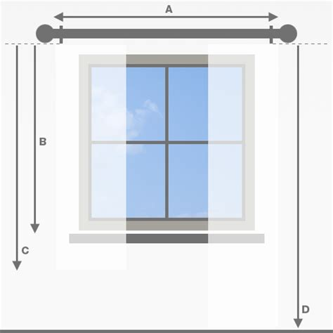 measure curtains 28 how to measure a window for curtains how to 187