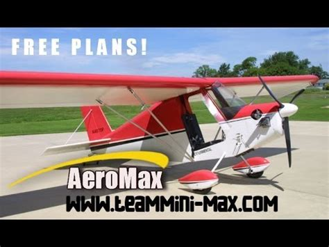 home built wooden aircraft plans    video