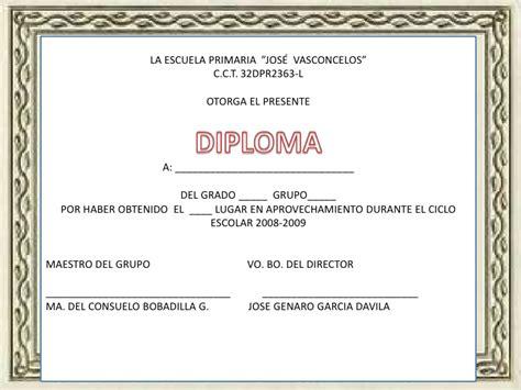 diplomas de primaria descargar diplomas de primaria diploma