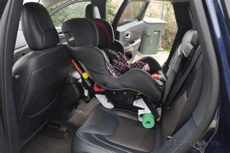 car seats in the front passenger seat installing a rear facing convertible car seat in the