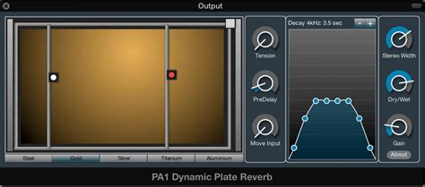 Bedroom Producers Reverb Free Pa1 Dynamic Plate Reverb Beta By Physical Audio