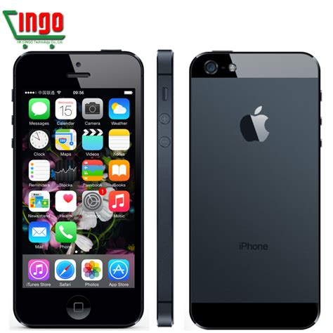 Batok Iphone5 Original 100 100 original iphone 5 original unlock used mobile phone