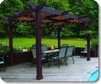 backyard america pergola lattice roof for filtered shade wood pergolas westport