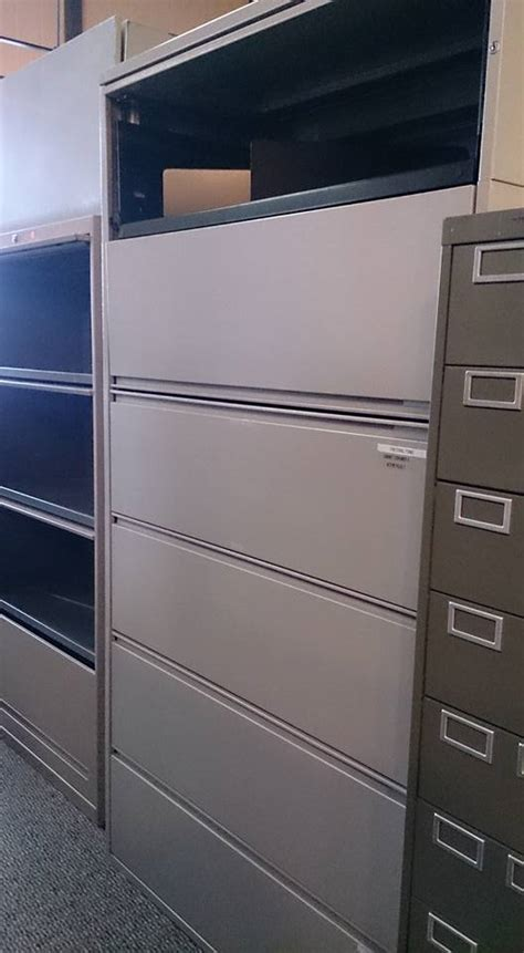 6 Drawer Lateral Filing Cabinet 2nd Hand Dan S 719 6 Drawer Lateral File Cabinet