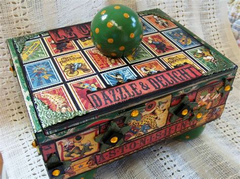cigar box craft projects cigar box craft ideas
