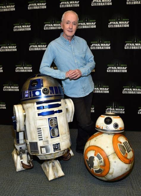 anthony daniels force awakens star wars the force awakens at star wars celebration