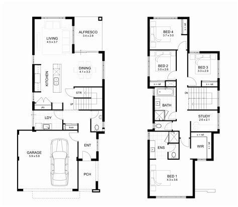 5 Bedroom Plans by 5 Bedroom House Plans Luxury 5 Bedroom House Floor Plans