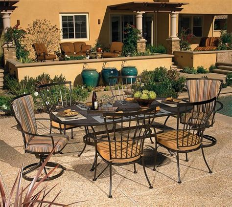 ow outdoor furniture 1000 images about o w patio furniture on pits dining sets and outdoor