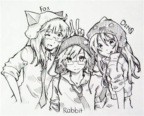magna doodle drawings on friends my bffs by blackrainbow2304 on deviantart