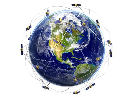 Find By Gps How All Satellite Based Gps Trackers Work Lonestar Tracking