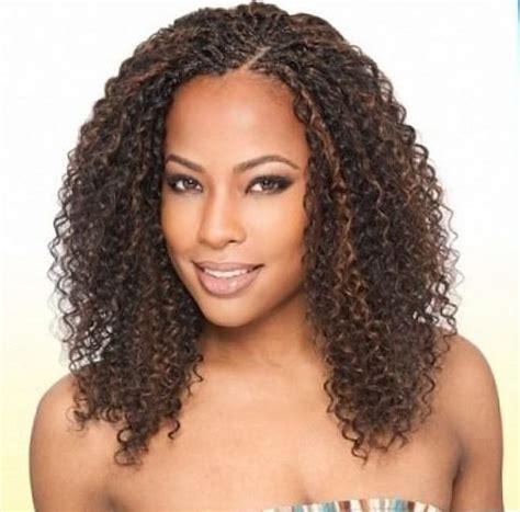 a new trend of hair braidings corkscrew braids