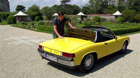 Vw Porsche 914 by Autostadt Zeithaus Meilenstein Vw Porsche 914 6