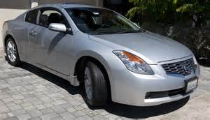 Nissan Altima Coupe 2008 2008 Nissan Altima Coupe Pictures Cargurus
