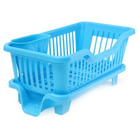 4 color kitchen dish drainer drying rack washing holder