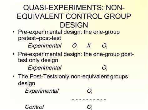 experimental design control group chapter16