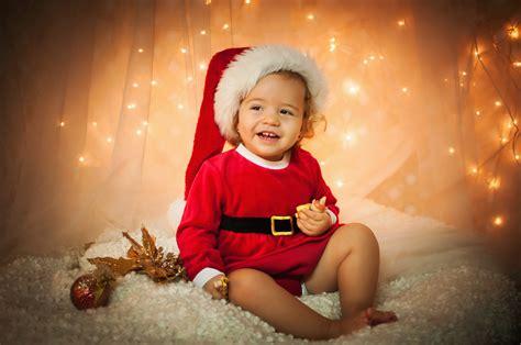fotos graciosas de niños en navidad sesiones de navidad foto estudio sincro fotograf 237 a de