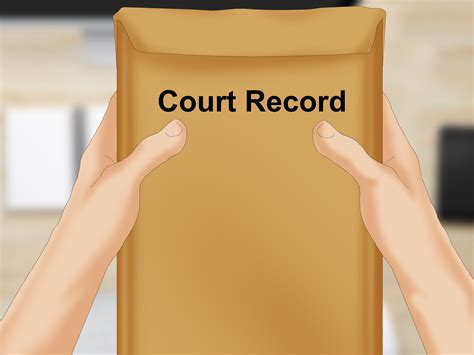 Court Search How To Research Court Records 11 Steps With Pictures