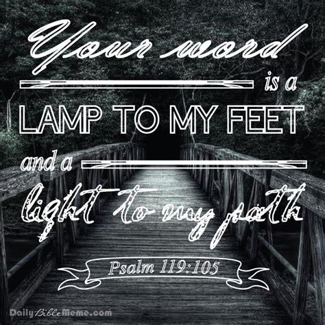 Daily Bible Meme - psalm 119 daily bible meme