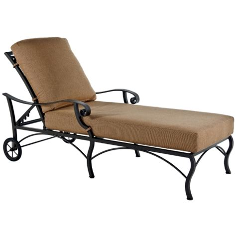 Ow Lee Replacement Cushions Chaise Lounge W Wheels