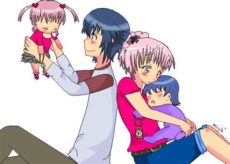 Kaos Inazura amuto family by tudorlucia on deviantart