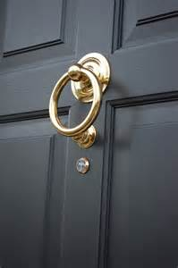 Front Door Knockers With Peephole Easy Installing Door Knocker With Peephole The Homy Design