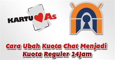 cara merubah kuota youthmax menjadi kuota reguler pada aplikasi anonytun achi cara mengubah kuota chat telkomsel menjadi kuota reguler