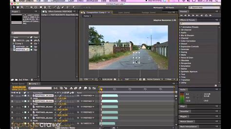 earthquake effect premiere adobe lessons tutorials for everyone