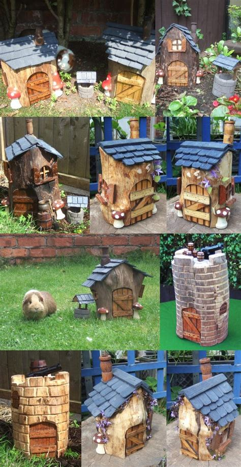 Handmade Fairies For Sale - handmade pixie houses pubs castles for sale in