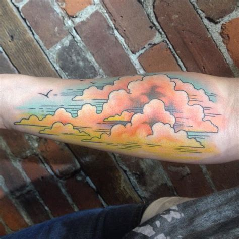 rain cloud tattoo designs 105 best cloud designs meanings is in the