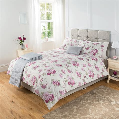 george home floral duvet range from asda