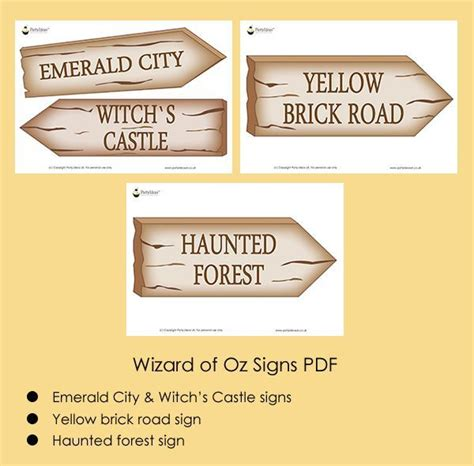 images  wizard  oz party  pinterest wizard  oz games themed parties