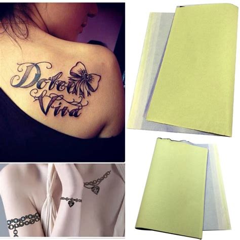 tattoo paper wholesale online buy wholesale tattoo carbon paper from china tattoo