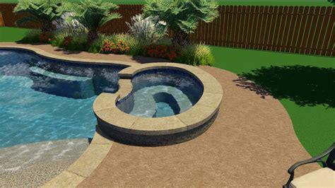 backyard amenities rose pool design by backyard amenities youtube gogo papa