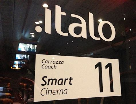 carrozza cinema italo italo blog100days