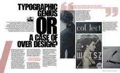 magazine layout hierarchy 1000 images about vince frost on pinterest typography