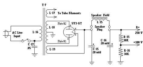 alimentatore corrente alternata ingegneria elettrica