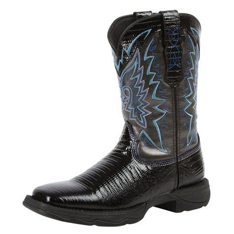 durango western boots womens rebel snake rocker heel