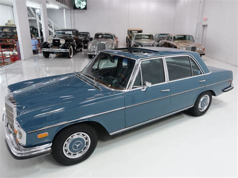 Mercedes Sports Sedan by 1971 Mercedes 300sel 6 3 Sedan The Original Mercedes