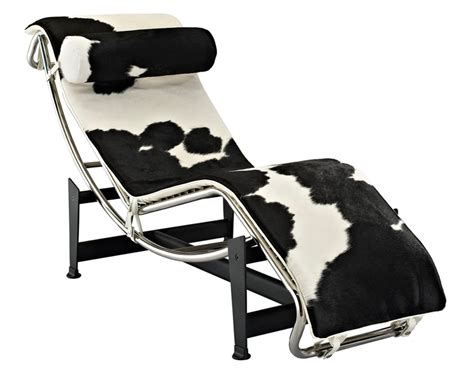 pony chaise modway lc4 pony hide chaise my eei 130