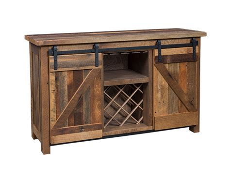 servers hutches buffets barnwood furniture