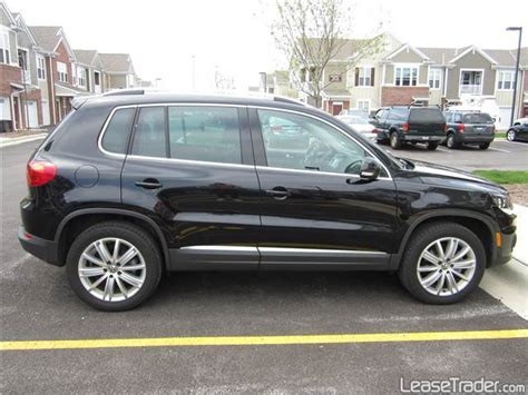 2014 volkswagen tiguan se with appearance package 2014 volkswagen tiguan 2 0t se lease lease a volkswagen