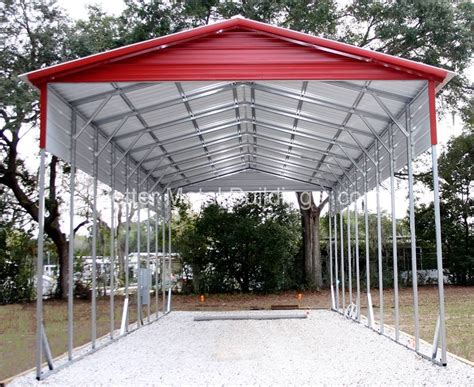 Metal Carport Buildings Rv Cover Gallery Carports And Custom Metal Buildings