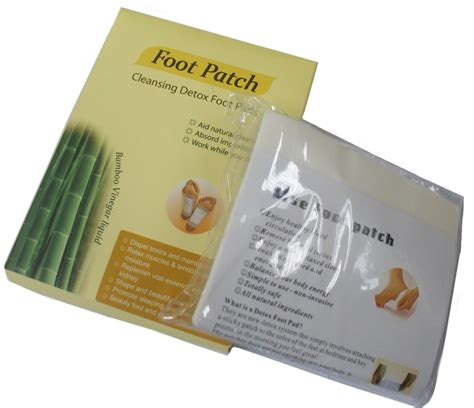 Zataye Foot Detox Pads Reputable by Foot Detox Pads Foot Patches Choose Your Pack Size Ebay
