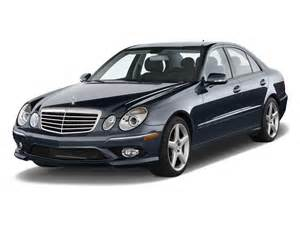 Mercedes 2009 E350 2009 Mercedes E Class Reviews And Rating Motor Trend